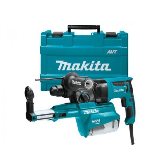 Перфоратор MAKITA HR 2653 в чем. + система пылеудаления