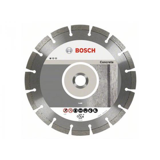 Алмазный круг 180х22 мм по бетону сегмент. STANDARD FOR CONCRETE BOSCH