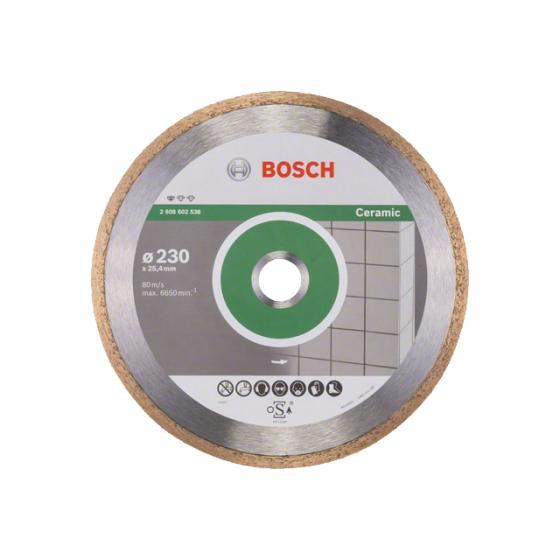 Алмазный круг 230х25,4мм керамика Professional