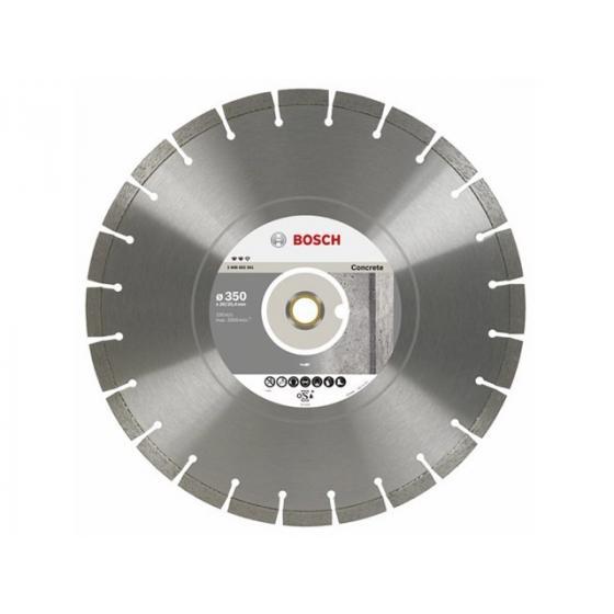 Алмазный круг 350х20/25.4 мм по бетону сегмент. EXPERT FOR CONCRETE BOSCH