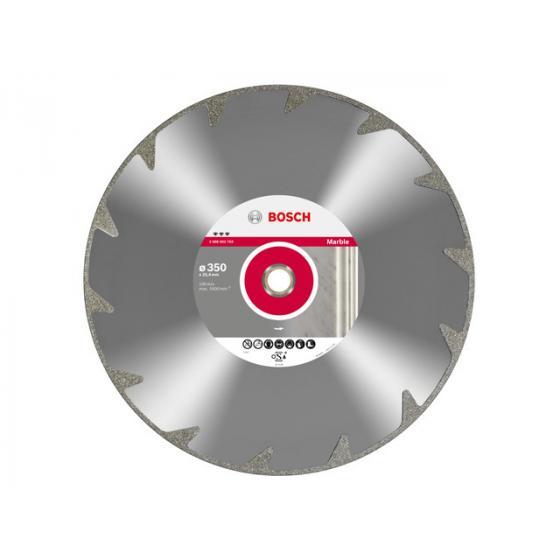 Алмазный круг 230х22,23 мм по мрамору BOSCH [2608602693]