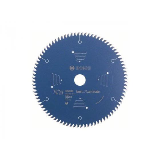 Диск пильный 254х30 мм 84 зуб. по ламинату BEST FOR LAMINATE BOSCH