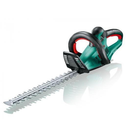 Кусторез электрический BOSCH AHS 45-26 (550 Вт, длина ножа 450 мм, шаг ножа: 26 мм, вес 3.5 кг) [0600847E00]