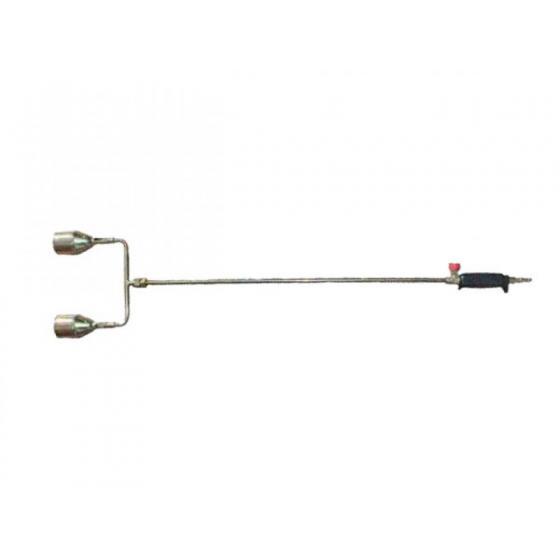 Горелка газовоздушная ГВ-131 (2 сопла) вентильная