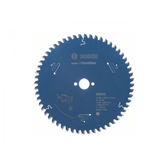 Диск пильный 190х20 мм 56 зуб. по алюминию EXPERT FOR ALUMINIUM BOSCH