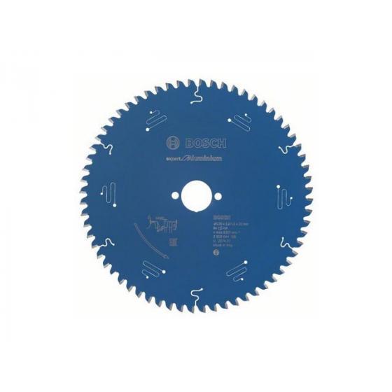 Диск пильный 230х30 мм 64 зуб. по алюминию EXPERT FOR ALUMINIUM BOSCH