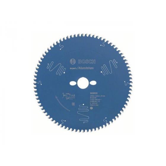 Диск пильный 260х30 мм 80 зуб. по алюминию EXPERT FOR ALUMINIUM BOSCH