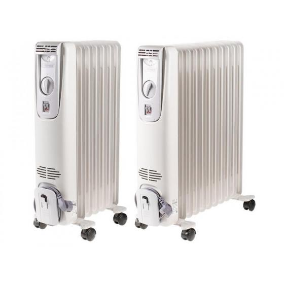 Радиатор масляный электрич. Термия  H0815 (1500 Вт, 8 секций) (ТЕРМИЯ) [H0815]