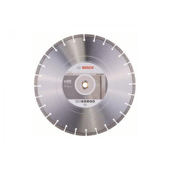 Алмазный круг 400х25.4 мм по бетону сегмент. STANDARD FOR CONCRETE BOSCH