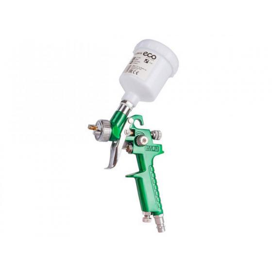 Краскораспылитель ECO SG-20H10 (HVLP, сопло ф 1.0мм, верх. бак 110мл) [SG-20H10]