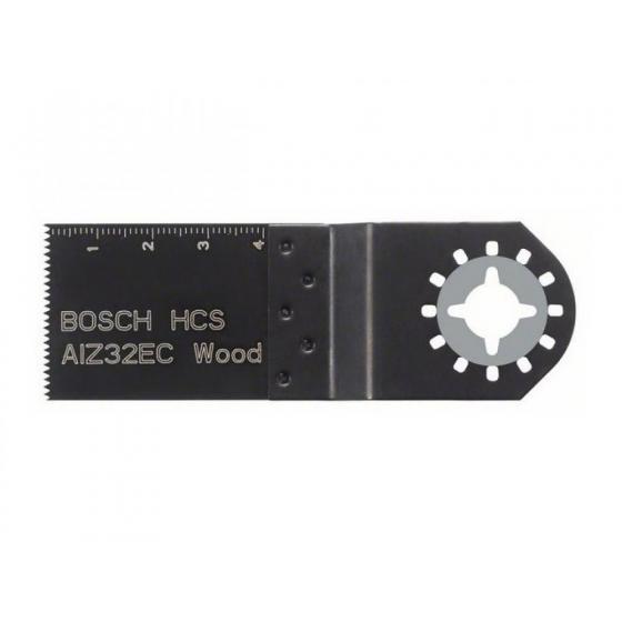 Полотно пильное погружное BOSCH HCS AIZ 32 EPC Wood