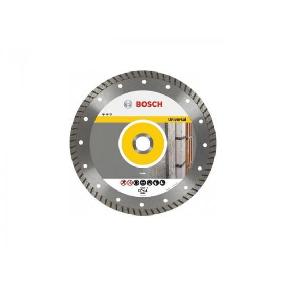 Алмазный круг 115х22 мм универс. Turbo ECO UNIVERSAL BOSCH