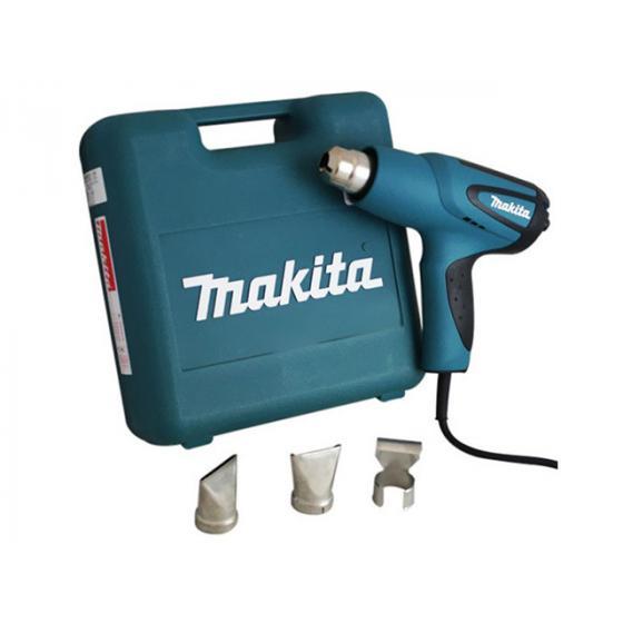 Термовоздуходувка MAKITA HG 5012 K в чем. + набор сопл
