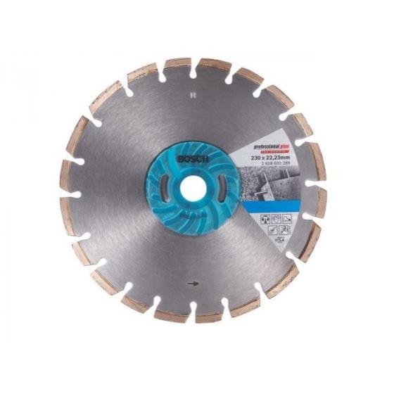 Алмазный круг 150х22 мм по граниту сегмент. GRANIT BOSCH (сухая резка) [2608600286]