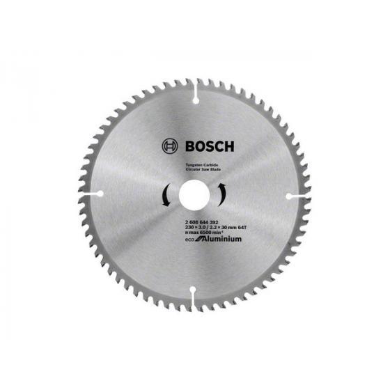Диск пильный 230х30 мм 64 зуб. универсальный MULTIMATERIAL ECO BOSCH