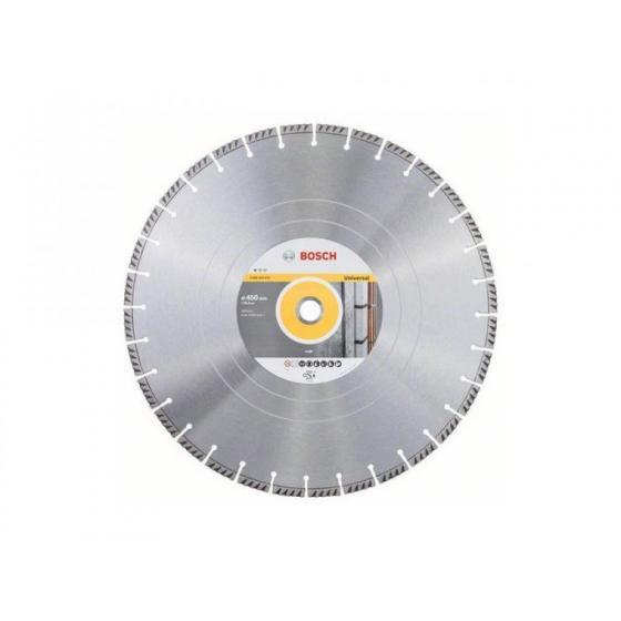 Алмазный круг 450х25.4 мм универс. сегмент. Turbo STANDARD FOR UNIVERSAL BOSCH