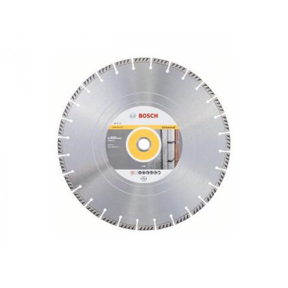 Алмазный круг 400х25.4 мм универс. сегмент. Turbo STANDARD FOR UNIVERSAL BOSCH