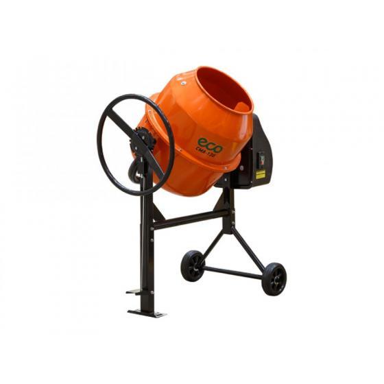Бетоносмеситель ECO CMA-130 (объем 130/85 л, 750 Вт, 230 В, вес 41 кг) [CMA-130]