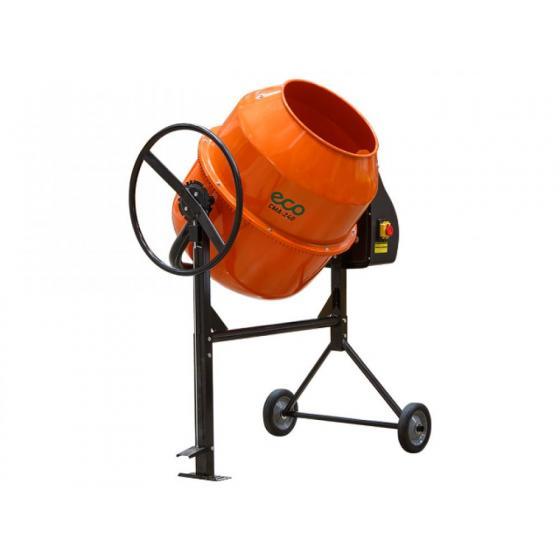 Бетоносмеситель ECO CMA-240 (объем 240/190 л, 1300 Вт, 230 В, вес 60 кг) [CMA-240]