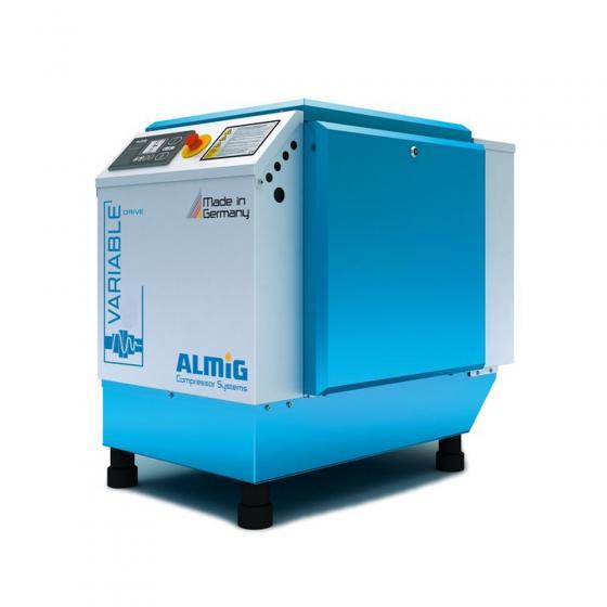 Винтовой компрессор ALMiG VARIABLE-28-O - 8 бар с осушителем и фильтрами